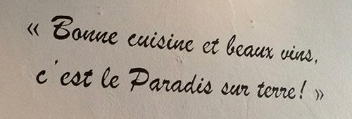 Das Paradies auf Erden…