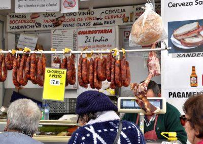 Markt in Sao Bras