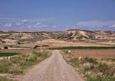 Wüste nahe Pamplona