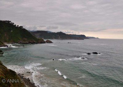 Golf von Biskaya/ Galicien