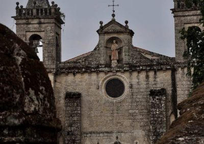 Kloster Santo Estevo